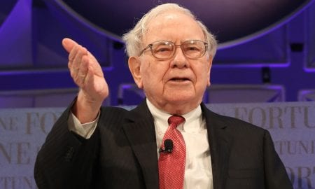Warren Buffett Disparages Bitcoin As A 'Delusion'