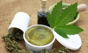 Cannabidiol Product Infusing Luxury Retail