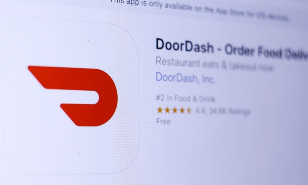 By Photo Congress || Doordash Driver Pay