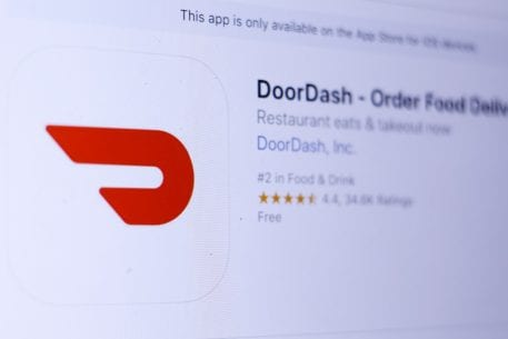 DoorDash Close To Raising $500M At Valuation Of More Than $6B