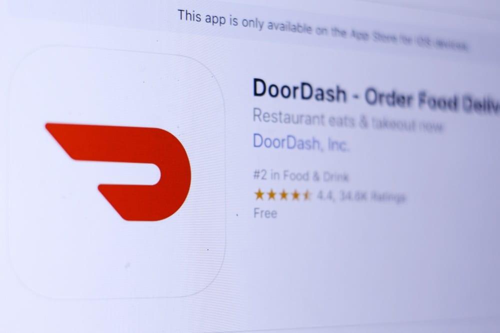 DoorDash Market Cap Breaks $6B After $500M Fundraise