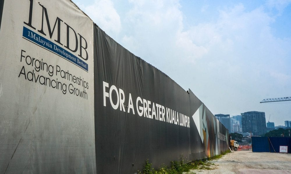 Former Goldman Sachs Director Waives Extradition In Malaysia 1MDB Scandal