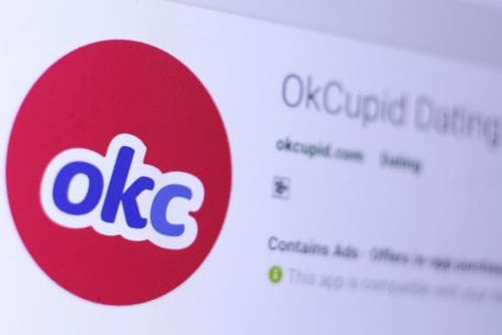 How to get a new password for okcupid