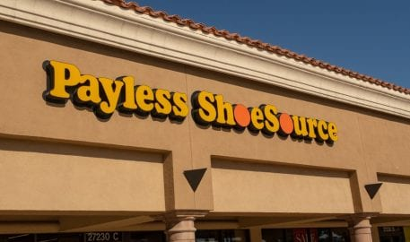 Payless ShoeSource Could End Up In Bankruptcy Again