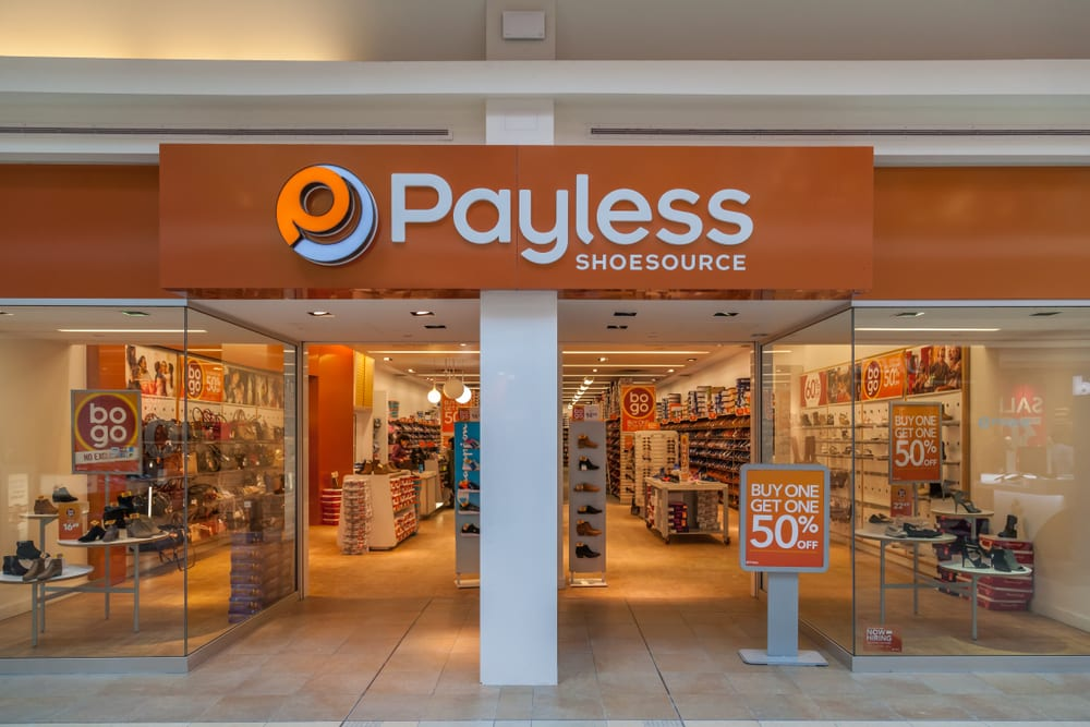 Payless To Shut Down Stores After 2nd