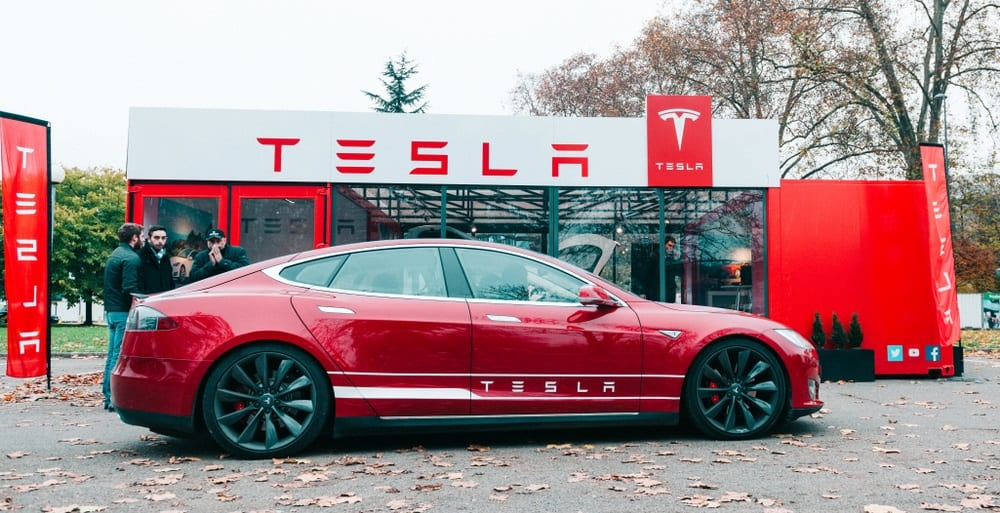 Tesla Opens Amazon Store To Sell Branded Items