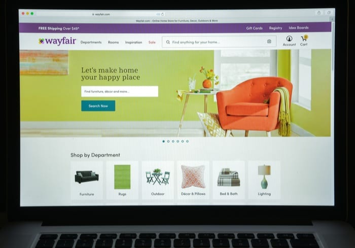 Wayfair Debuts An Outlet Store Pymnts Com