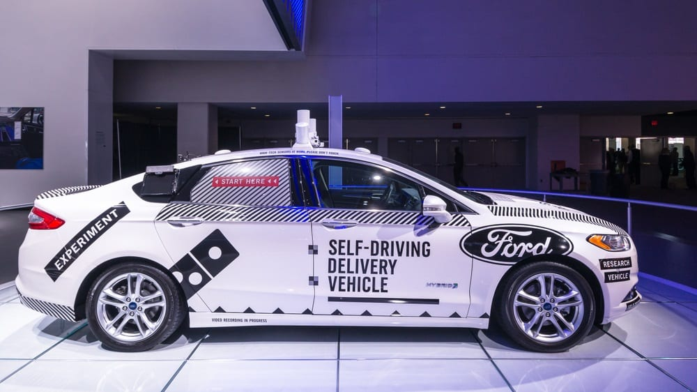 Ford To Test Self-Driving Vehicles In Austin