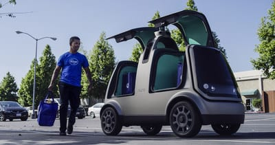 Kroger, Nuro Bringing Self-Driving Delivery To Houston