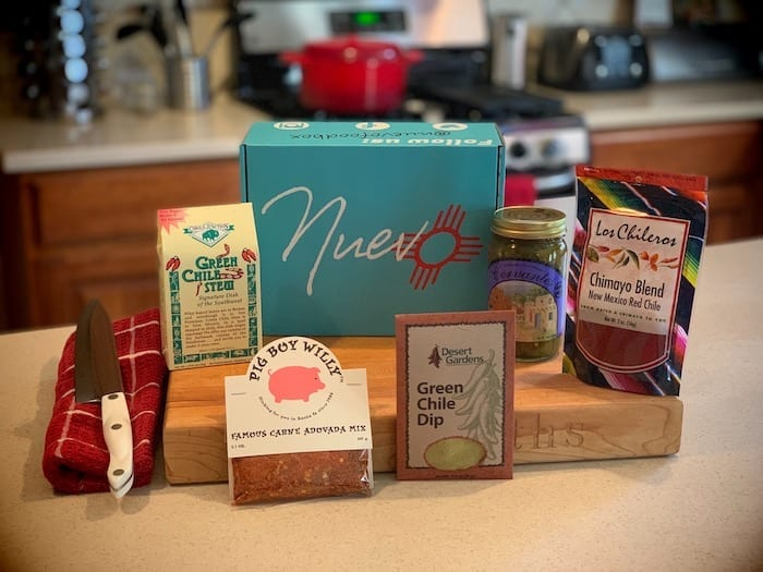 Nuevo Food Box