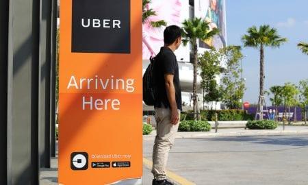 U.K. Uber Drivers File Lawsuit Claiming Company Broke GDPR Rules