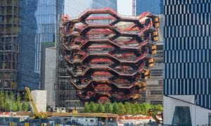 Visa Rolls Out Hudson Yards Promotions