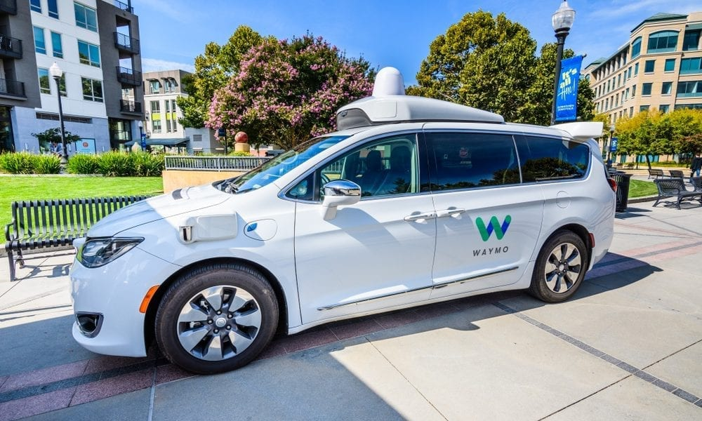 Alphabet's Waymo To Sell Lidar Mapping Sensors To Partners