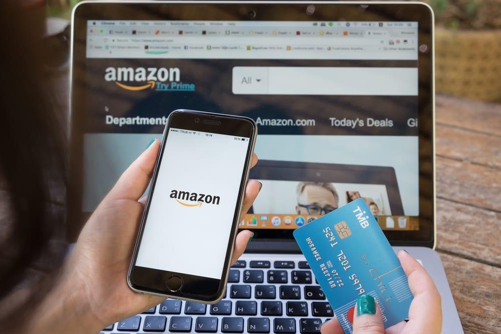 Whole Paycheck Tracker, Walmart vs. Amazon