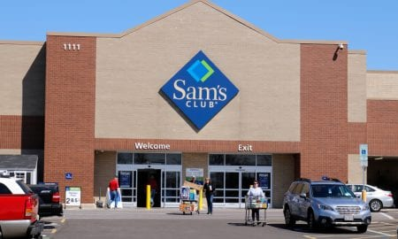 Sam's Club Tests Barcodeless Scan And Go Tech