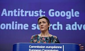 EU Google antitrust