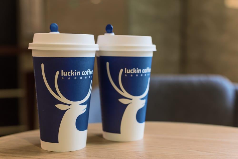 luckin coffee - photo #32