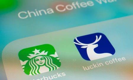 China's Starbucks Rival Luckin Raises $150M
