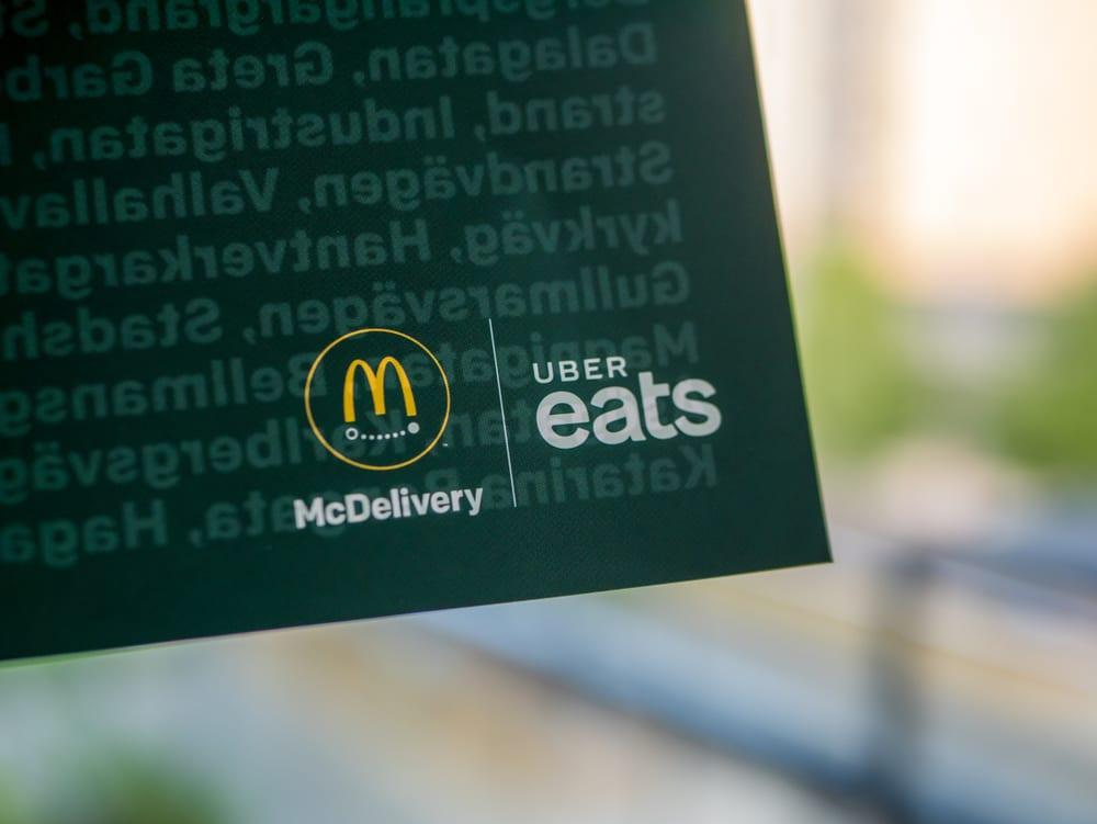 uber eats discount code mcdonalds uk