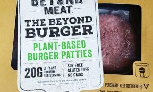 Beyond Meat Looking To Raise $183.8M From IPO