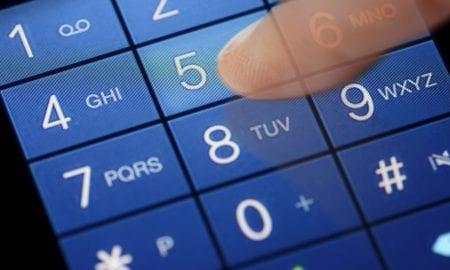Phone Numbers Back Identity Verification