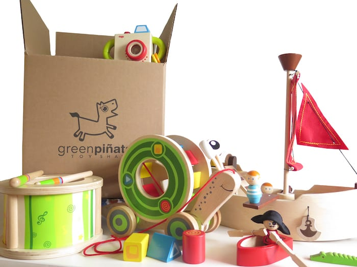 eTailers Take On Boredom With Toy Memberships