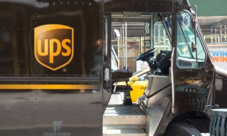 UPS Automates Logistics For eCommerce Deliveries