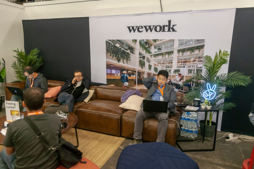 WeWork Looking For A $2 75B Line Of Credit Ahead Of IPO