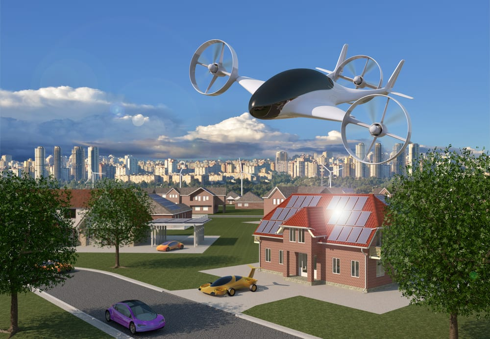 Are Flying Cars The Future Of Ridesharing Pymnts Com