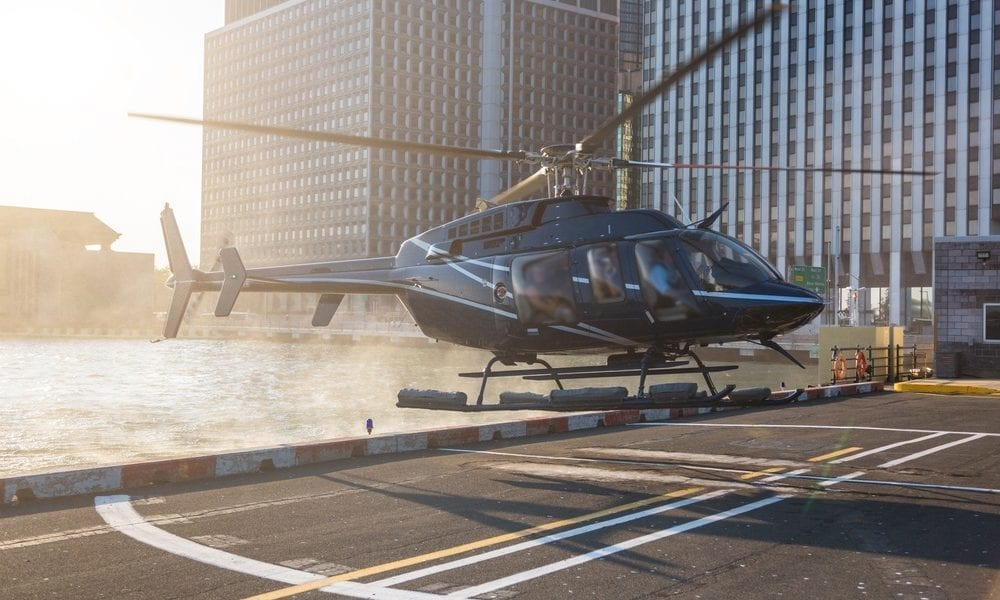 Uber To Offer Helicopter Rides On Demand In NYC