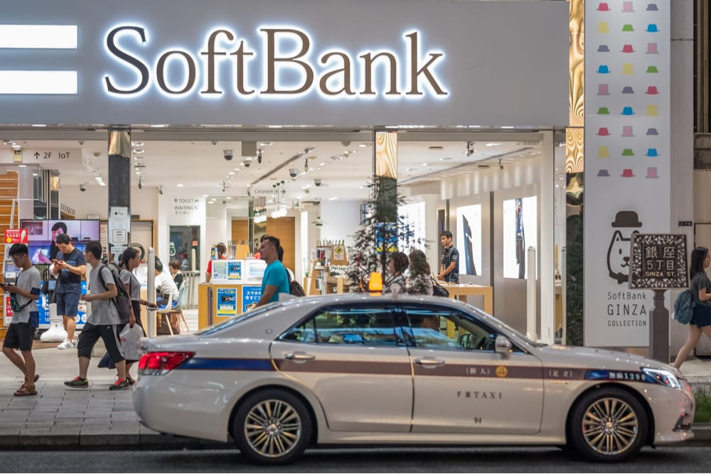 SoftBank To Unveil New Vision Fund To Boost Global Tech Investments