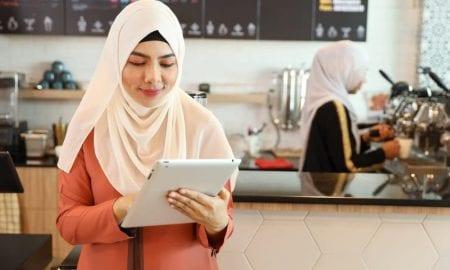 mobile POS tablet restaurant