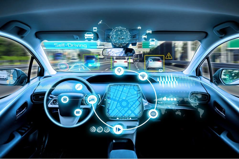 Image result for autonomous driving
