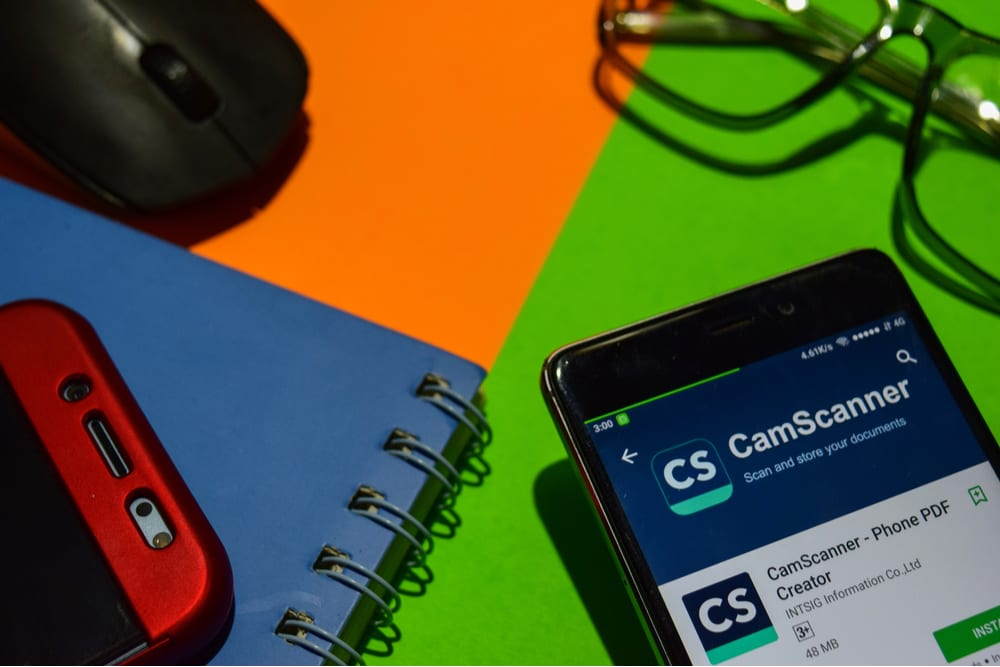 CamScanner Android App Found To Contain Malware