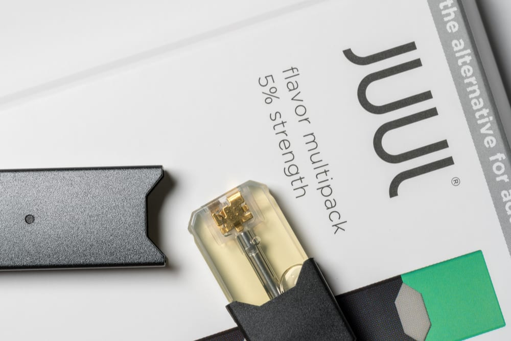 Juul To Adopt More Stringent Anti-Youth Checks