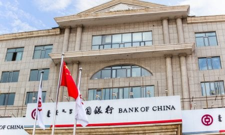 Trade Tensions Send Bank Loans Dropping In China