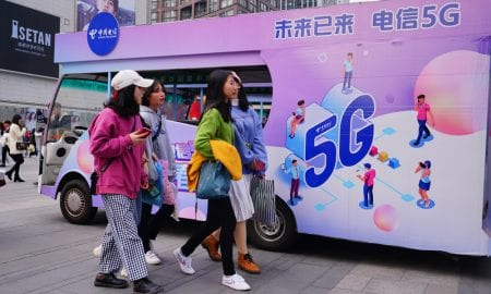 Goldman Predicts Huge Gains For Telecoms With 5G