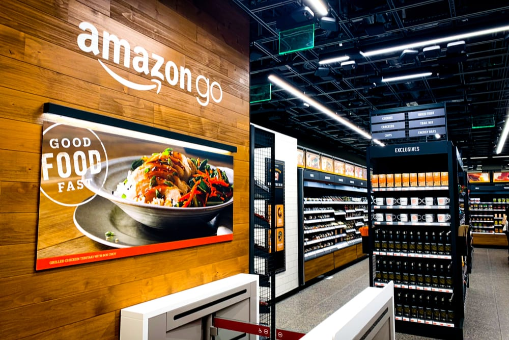Amazon To Expand Amazon Go Tech Pymnts Com