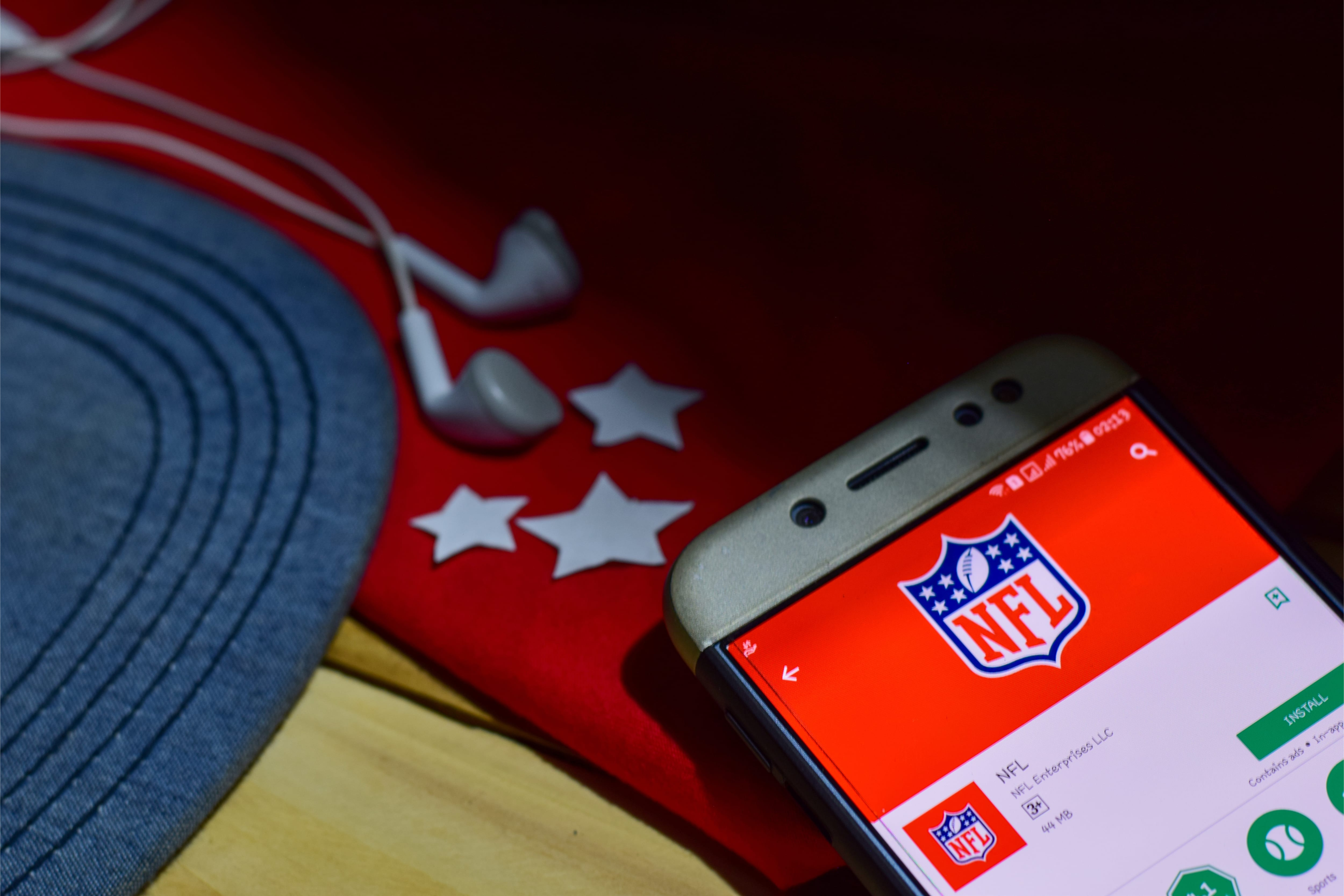 NFL Uses TikTok To Win Younger Fans