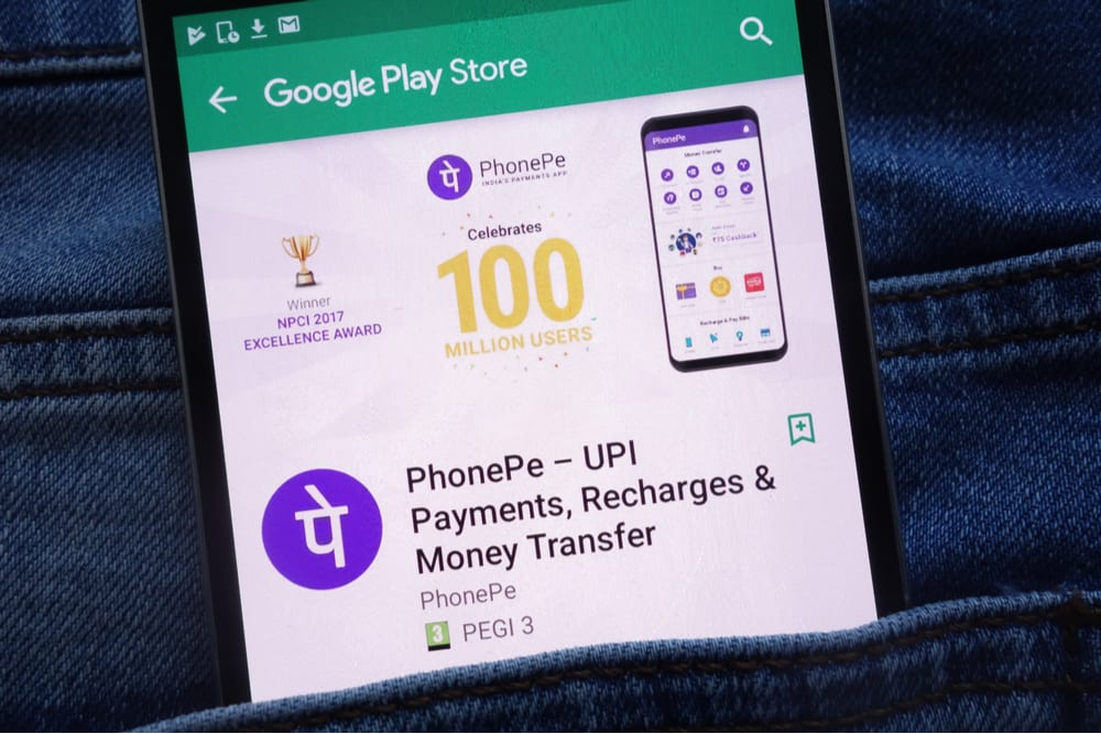 PhonePe's $7B Valuation Drives Walmart Shares To All-Time High