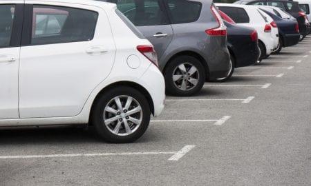 P2P shared parking