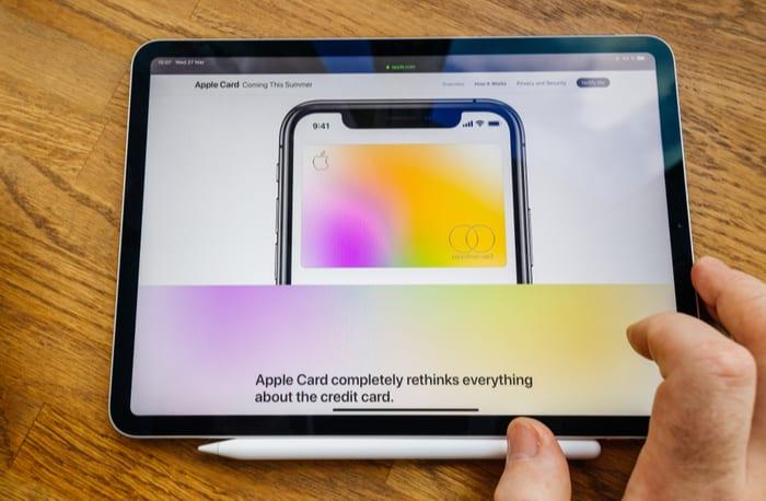apple pay credit card goldman sachs