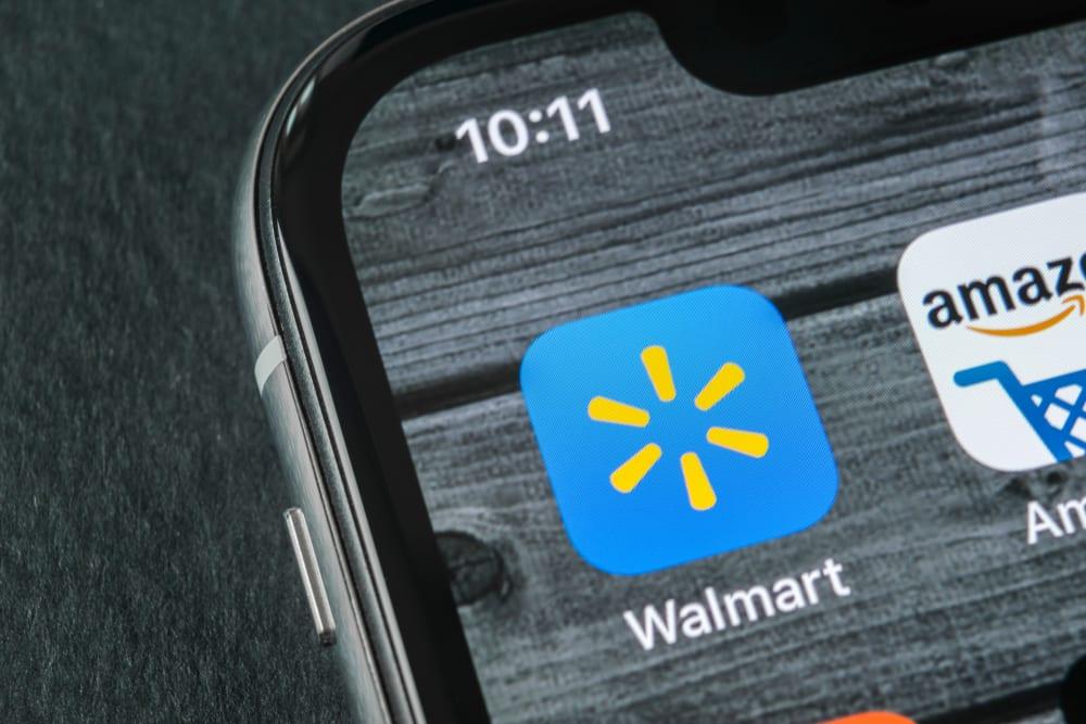 Walmart No 1 Us Shopping App For Black Friday Pymnts Com