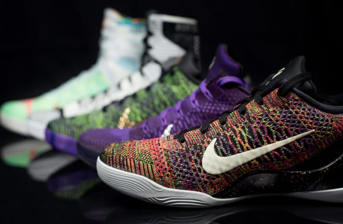 Nike Web Store Sells Out Of Kobe Bryant