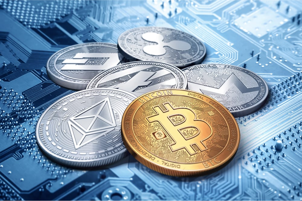 Digital currency or cryptocurrency