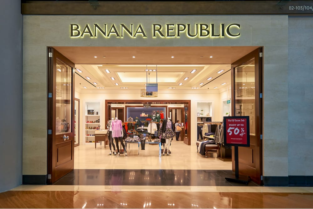 Banana Republic Offers Same-Day Delivery   PYMNTS.com