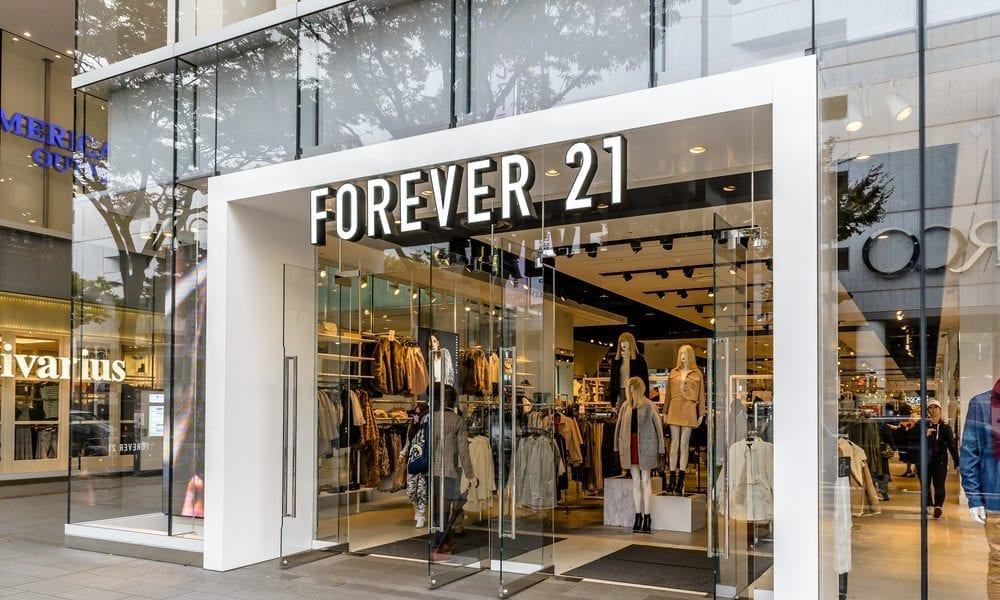 Forever 21 Could Be Sold For 81m Pymnts Com