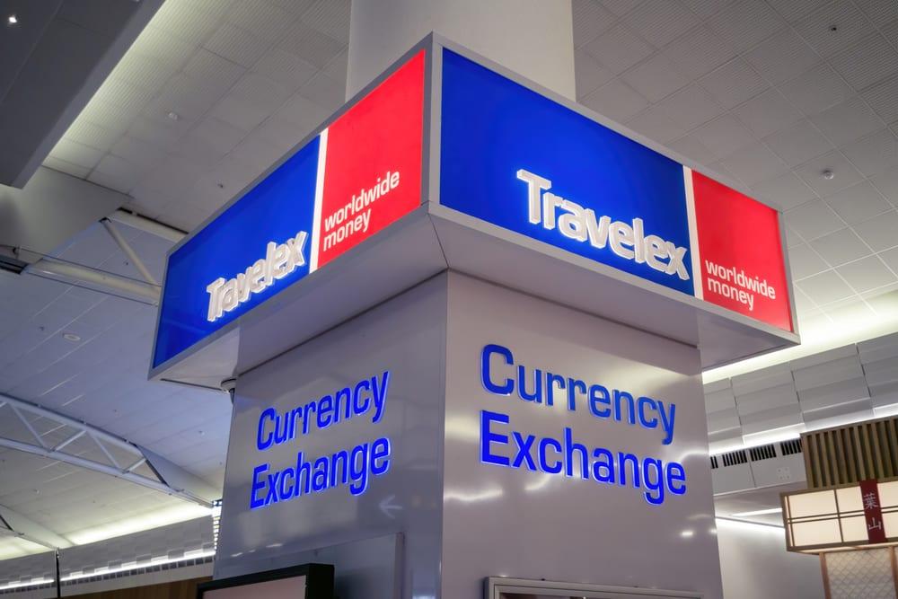 Travelex Temporarily Closes British