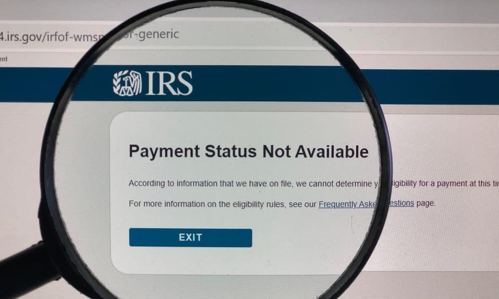 Irs Stimulus Check Schedule 2020 Chart Pdf » Test