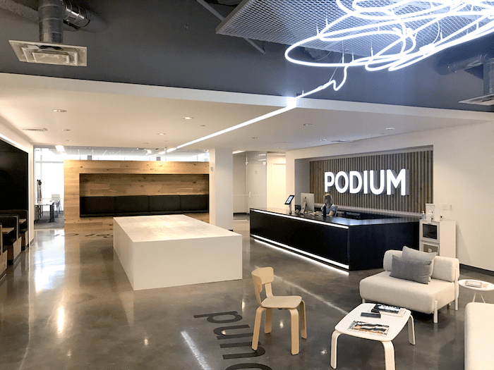 Podium Lands 125m For Contactless Payments Pymnts Com